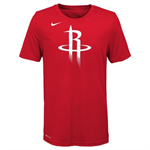 Nike Dri-FIT NBA Logo T-Shirt - Houston Rockets | BØRN
