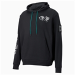 PUMA Franchise Basketball Hoodie - Black