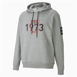 PUMA Franchise Basketball Hoodie - Grey