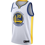 Nike Golden State Warriors Association Swingman NBA Jersey - Kevin Durant