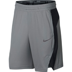 Nike Dry Basketbal Shorts - Atmosphere Grey/Gunsmoke