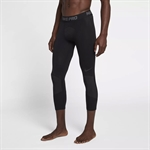 Nike Pro Dri-Fit 3/4 Basketball Tights - Black
