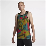 Nike KD Elite Tanktop - Dark Citron/Black