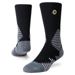 Stance Icon Hoops Crew Socks - Black