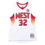 Mitchell & Ness NBA HWC Swingman Jersey - 2009 All-Star Game / Shaquille O'Neal