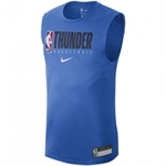 Nike Dri-FIT NBA Warm Up Tanktop - Oklahoma City Thunder