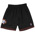 Mitchell & Ness NBA HWC Swingman Shorts 1999-00 - Philadelphia 76'ers