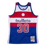 Mitchell & Ness NBA HWC Swingman Jersey 2.0 - 1996-97 / Ben Wallace