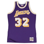 Mitchell & Ness NBA HWC Swingman Jersey 2.0 - 1984-85 / Magic Johnson