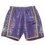 Mitchell & Ness NBA Lunar New Year Swingman Shorts 2.0 2009-10 - Los Angeles Lakers