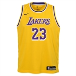 Nike Los Angeles Lakers Icon Swingman NBA Jersey - LeBron James | BØRN
