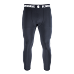 BLINDSAVE 3/4 Compression Tights - Black